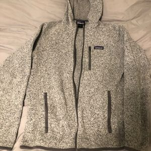 Patagonia Hoodie Better Sweater Mens Small